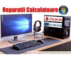 REPARATII CALCULATOARE - REPARATII LAPTOPURI - REPARATII MONITOARE LCD BUCURESTI - INSTALARE WINDOWS