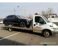 Tractări  Accidente București