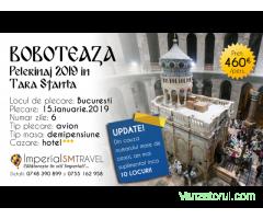 TaraSfanta de Boboteaza 2019