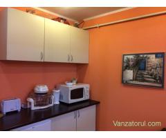 Vand Apartament in Poiana Brasov complet mobilat cu vedere la partie