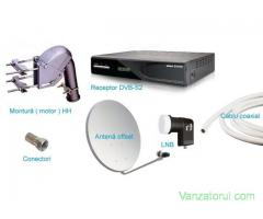 Antene satelit instalez si reglez antene satelit in Bucuresti si