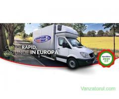 Cu noi rapid oriunde in Europa