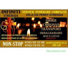 INFINITI STREHAIA - Servicii funerare complete