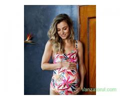 Costume baie gravide Slip gravide