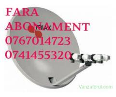ANTENE TV FARA ABONAMENT-0767014723