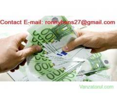 Ofertă de împrumut serioasă și sinceră
