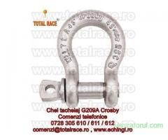Accesorii pentru lanturi si chingi : chei de tachelaj , gambeti G209A Crosby®