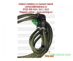 Sufe ridicare cabluri otel productie Olanda Total Race