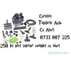 curatare tapiterie cu aburi www.curataretapiterieauto0733607225.ro