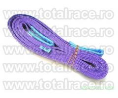 Producator chingi textile pentru ridicat sarcini Total Race
