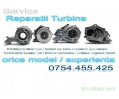 Turbina stricata?Service autorizat RAR reparatii si demontari turbine