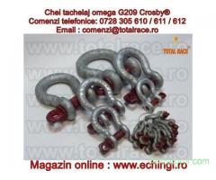 Cheie tachelaj / Gambeti / Shackles G209 Crosby®