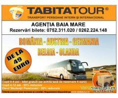 REZERVARI BILETE AUTOCAR SPANIA(TUR-RETUR)0752.311.020