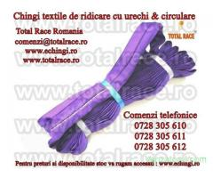Chingi textile urechi livrare din stoc Bucuresti
