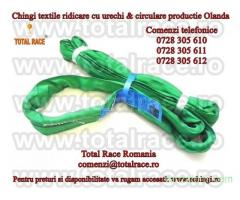 Chingi textile, chingi de ridicare, franghii circulare, chingi circulare echingi.ro