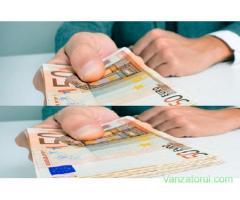 Oferta de împrumut pentru oricine are nevoie