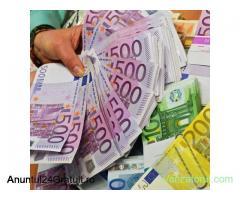 obțineți-vă împrumutul în bani în siguranță