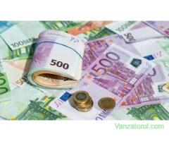 Ofertă de împrumut între persoană serioasă și cinstită din România