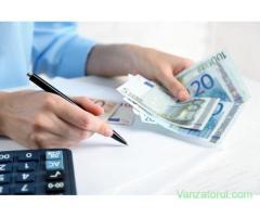 Ofertă de împrumut între persoană serioasă și rezonabilă