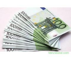 Oferte de împrumut și investiții.