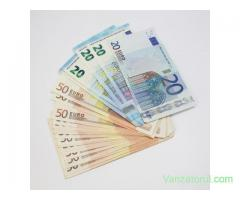 Finanțează împrumuturi serioase și urgente pentru nevoile tale.