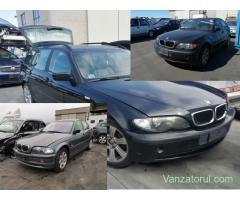 piese rezultate din dezmembrare pentru BMW E46