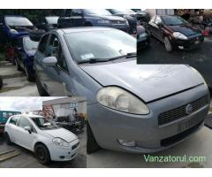 piese rezulate din dezmembrare pentru Fiat Grande Punto