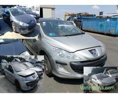 piese rezulate din dezmembrare pentru Peugeot 206 207 307 308 407