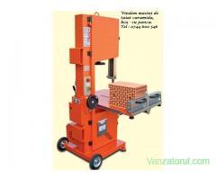 Masini de taiat caramida, BCA, alte materiale