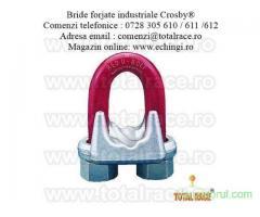 Bride cablu forjate Crosby