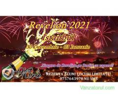 Revelion Singles 2021 – Istanbul, distractie!