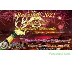 "Revelion 2021 – Lasa anul ""carantinei"" si vino in Istanbul"