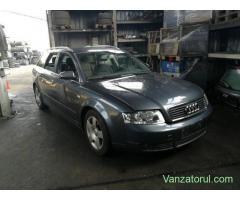 Audi A4 B6 motor 1.9tdi tip AWX , AVB , AVF , BKE, 2.5tdi 163cp tip BDG , AKE , BAU