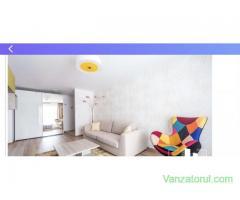 Vand apartament cu 3 camere complet mobilat in Complexul Palladium Residence
