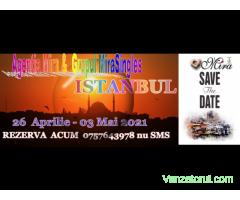 Vacanta ta in Istanbul-01 Mai 2021