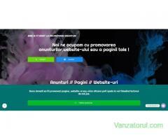 Promovare Anunturi, Promovare online website spalatorii si publicitate online