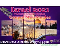 O vacanta  speciala in Israel 05-09 Octombrie