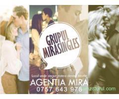 Grupul MiraSingles-evenimente dedicate celor singuri