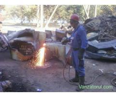 Cumparam fier vechi calorifere caroserii cupru aluminiu baterii cabluri iasi 0755318887