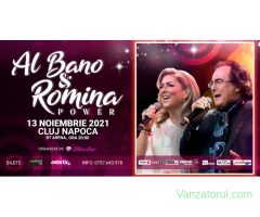 Concert Albano & Romina Power- 13 Noiembrie 2021