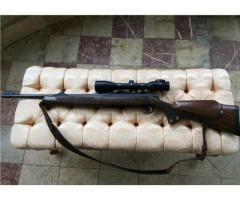 Vand arma vanatoare SAUER 303 semiautomata 30-06